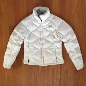 The North Face 550 Womens Quilted Puffer Jacket